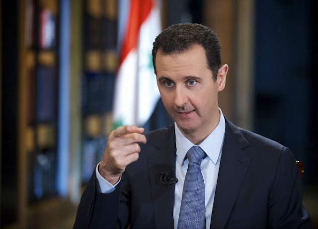 """الرئيس الأسد يهدد الكيان الصهيوني: """"نملك أسلحة قادرة على عمي بصر إسرائيل في لحظات"""""""