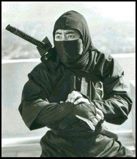 Kita Biasa Mengenalnya Dengan Nama Ninja Tapi Para Korban Korban Dan Musuh Musuh Mereka Biasa Menyebutnya Dengan Shi I Yang Bisa Diartikan Dengan Yang