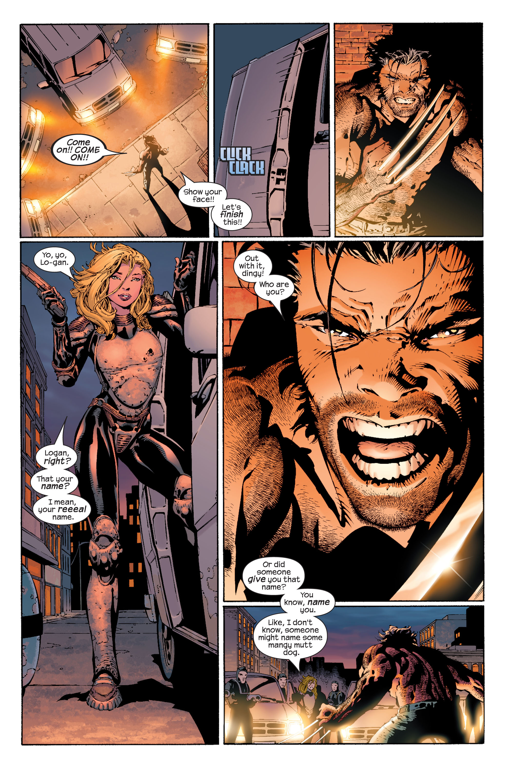 Read online Ultimate X-Men comic -  Issue #36 - 16