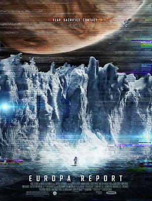 Europa Report - Poster | A Constantly Racing Mind