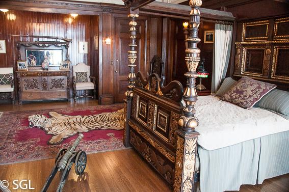 La Suite de Henry Pellant. Casa Loma, un castillo en Toronto