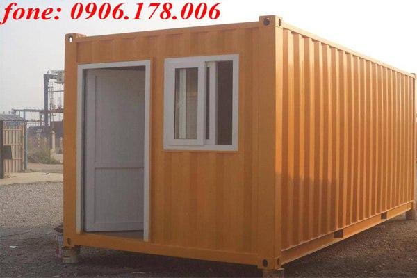Cho thuê container tại bắc ninh