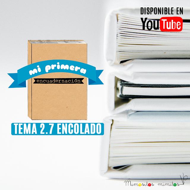 como-encolar-hojas-para-encuadernar-libro-curso-gratis-tutorial-paso-paso-encuadernar