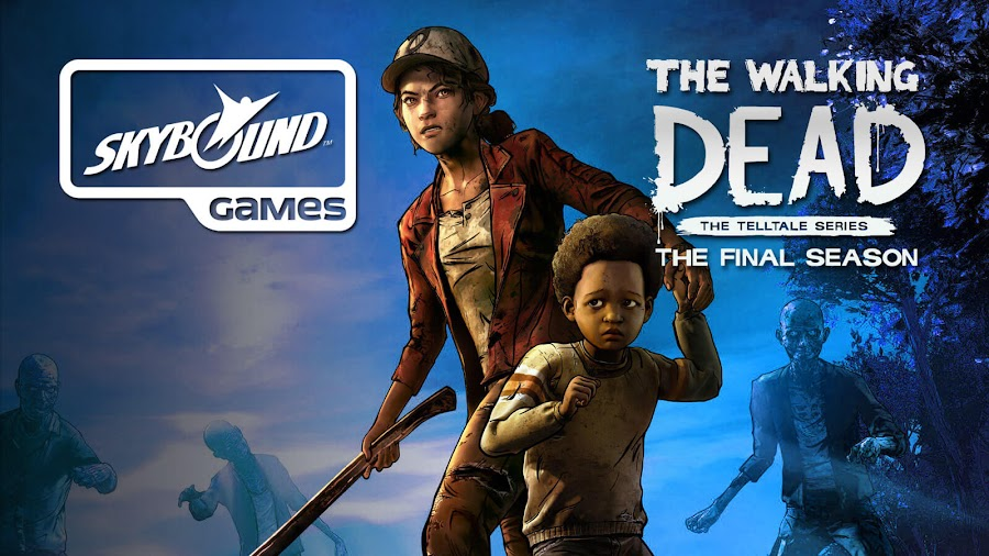 skybound games telltales walking dead ending
