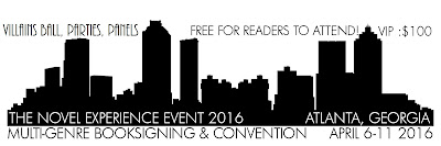 TNEE the novel experience event 2016 Atlanta