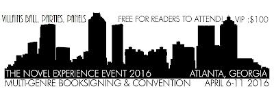 TNEE the novel experience event 2016 Atlanta
