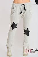 Pantaloni Sport Stars