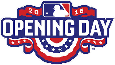 It's MLB's Opening Day (or Was that Yesterday)!!!