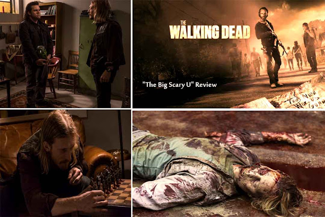 "The Walking Dead: ""The Big Scary U"" Review"