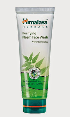 Himalaya Neem Herbal face wash for Acne