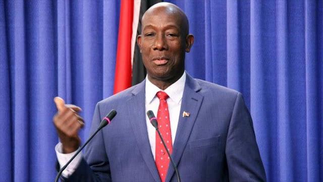Trinidad y Tobago rechaza una intervención militar en Venezuela