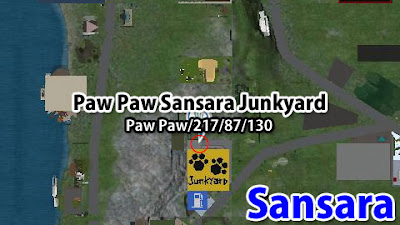 http://maps.secondlife.com/secondlife/Paw%20Paw/217/87/130