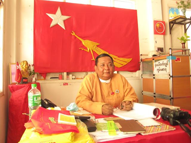 """ၿဖိဳးသီဟခ်ိဳ (Myanmar NOW) – """"မတရား သိမ္းဆည္းခံထားရတဲ့ လယ္ယာေျမေတြ ျပန္ေပးဖို႔ လိုပါတယ္"""""""