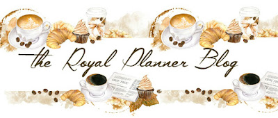 The Royal Planner Blog