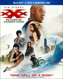 xXx Return of Xander Cage (2017) BluRay 1080p 4.5GB Dual Audio [Hindi DD 5.1 - English DD 5.1] ESubs MKV