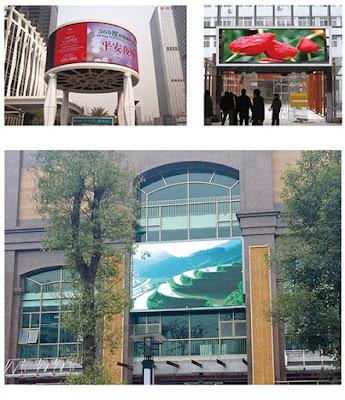 Lắp đặt màn hình led p4 cabinet trong nhà và ngoài trời tại quận Tân Phú