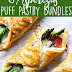 Asparagus Puff Pastry Bundles Recipe