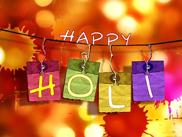 Happy Holi 2017 SMS - Top Sms Of Happy Holi 2017