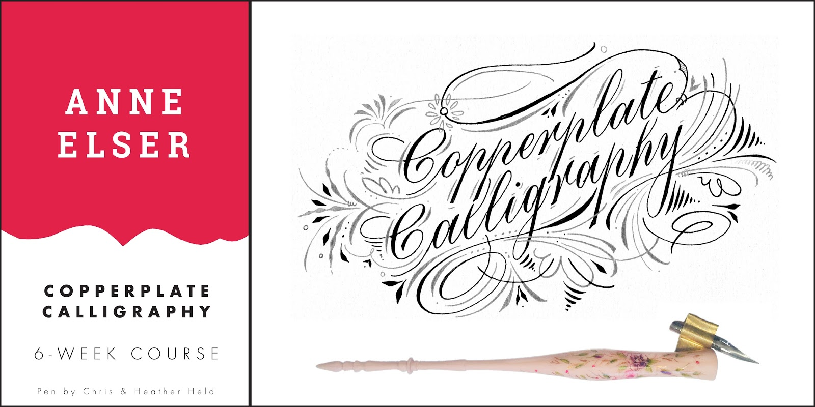 Anne elser Anne elser calligraphy