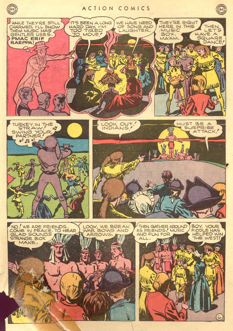 Action Comics (1938) 93 Page 46