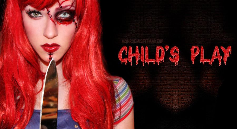 Emejing Chucky Halloween Makeup Photos - acrylicgiftware.us ...
