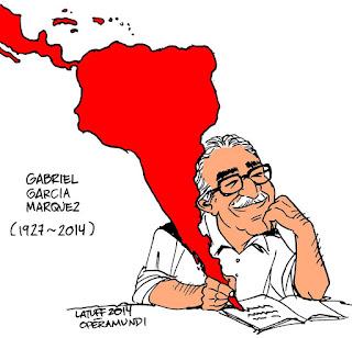 """""""Viajar"""" de Gabriel García Márquez"""