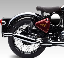 ROYAL ENFIELD MOTORCYCLES: Royal Enfield Classic Chrome 500