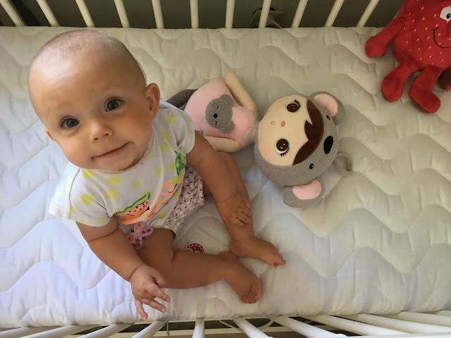 jak wybierać materac dla niemowlaka