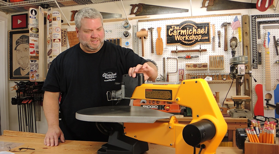 DeWalt Scroll Saw
