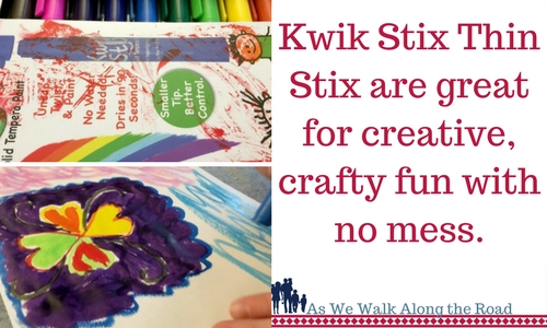 Crafts with Thin Stix from The Pencil Grip, Inc.