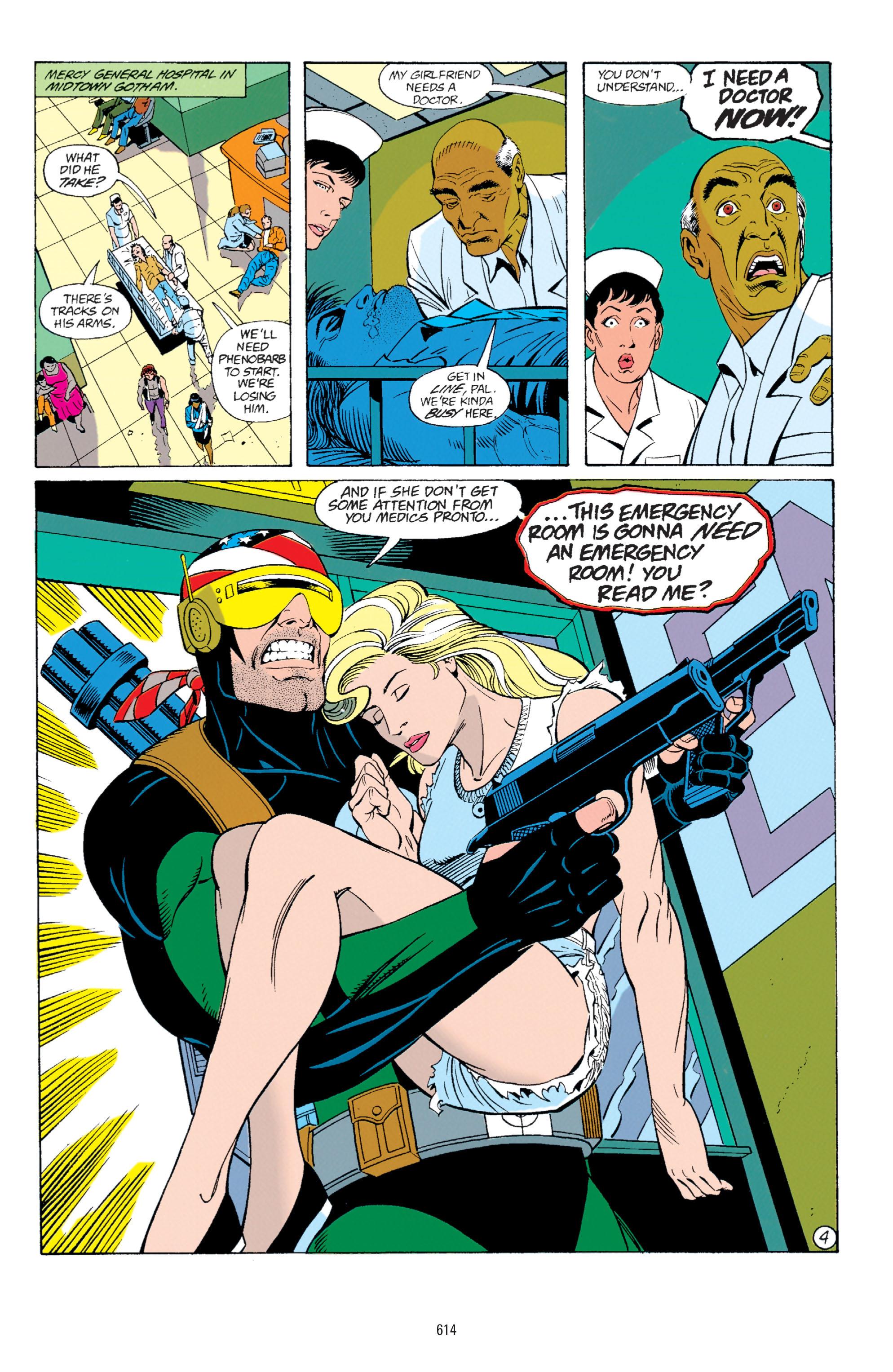 Detective Comics (1937) 675 Page 3