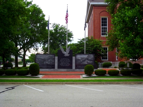 Ripley County Veterans Memorial