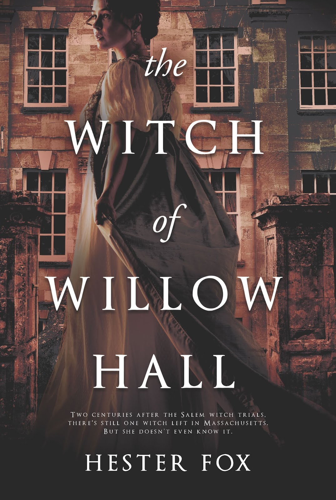 YA Bound Book Tours: Blog Tour Kick-Off: The Witch of Willow Hall by