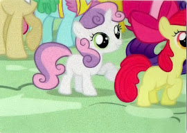 My Little Pony Value#9 Series 3 Trading Card