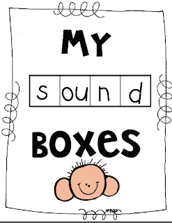 Sarah's First Grade Snippets: Sound Boxes (a.k.a. Elkonin