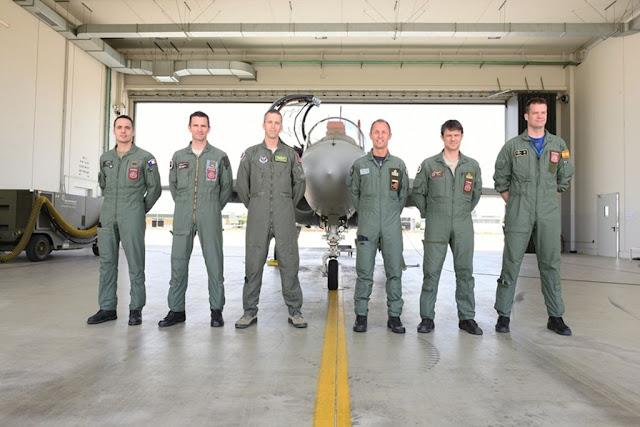 61 Stormo Galatina addestra piloti internazionali