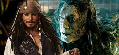Piratas del Caribe: Sparrow contra Salazar