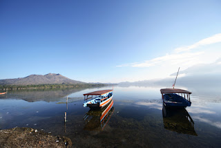 Interesting Attractions in Bali : Batur Natural Hot Spring