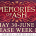 Memories of Ash by Intisar Khanani | Excerpt + Giveaway