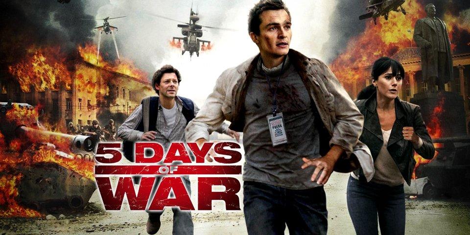 phim cuộc chiến 5 ngày