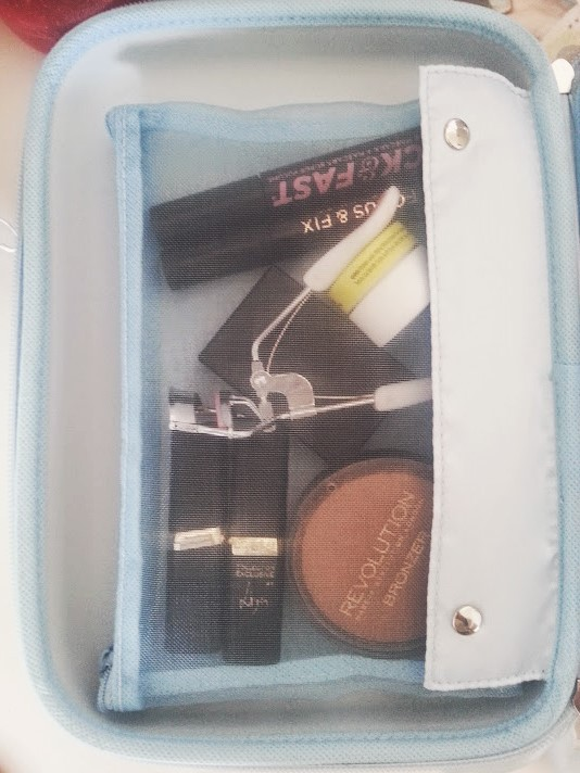 filofax makeup bag