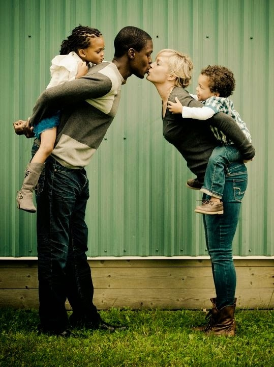 Interracial Love Powering Through: Images and Quotes