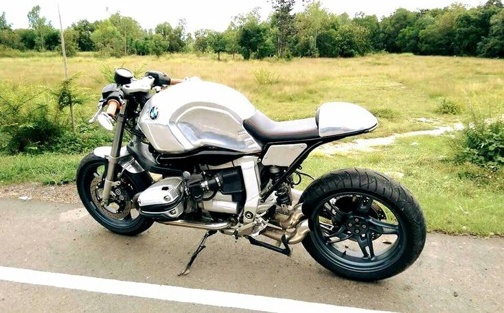 Nice R1100s Caferacer Anything But Stock Boxers