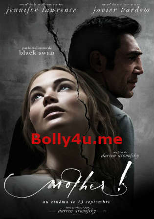 Mother 2017 WEB-DL 950MB English 720p ESub Watch Online Full movie Download bolly4u