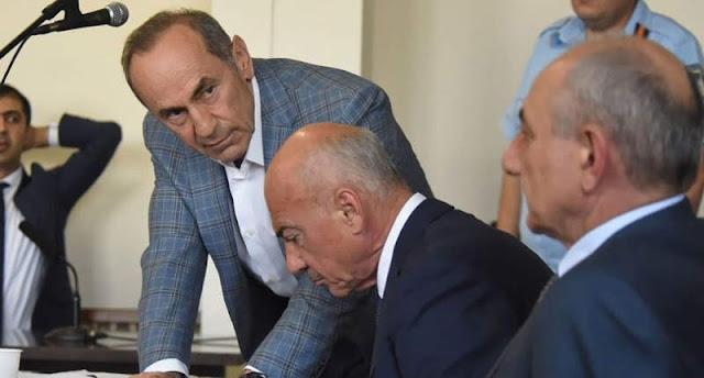 Pashinyan pide reformas a la justicia tras escándalo Kocharian