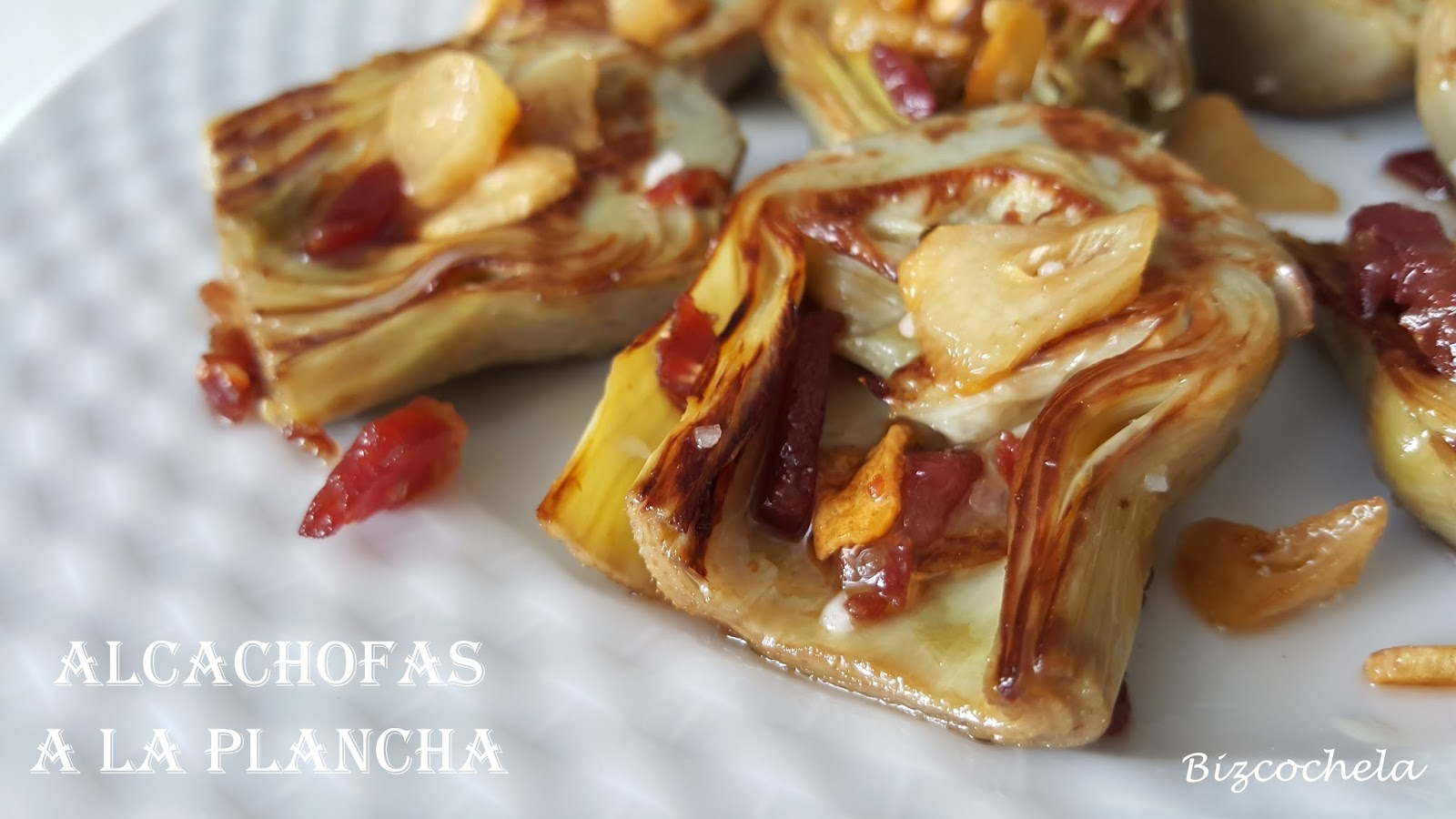 Alcachofas congeladas a la plancha for Que cuisiner a la plancha