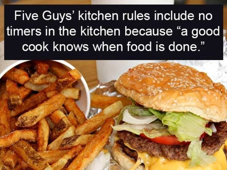 Viral Stories: 15 Interesting facts about burger chains