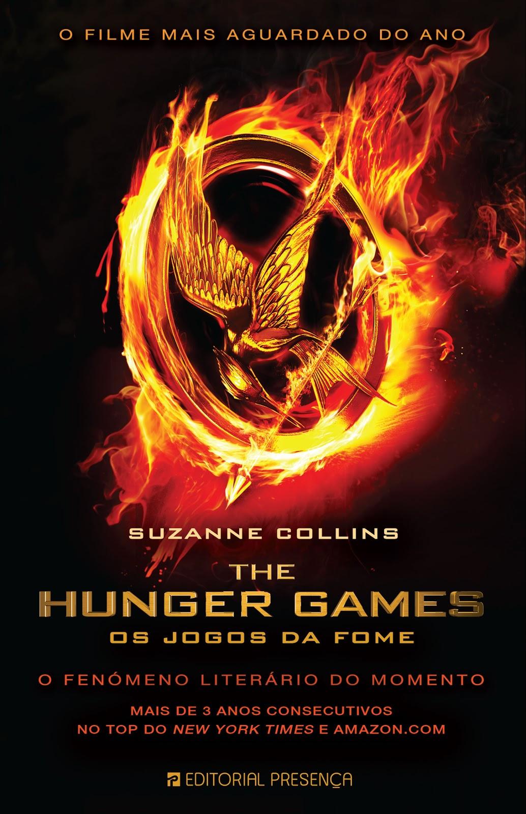 FLAMES: Livro: Os jogos da Fome