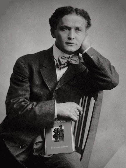 houdini wrote several books short stories and numerous articles for magazines and newspapers for some he employed ghost writers such as hp lovecraft