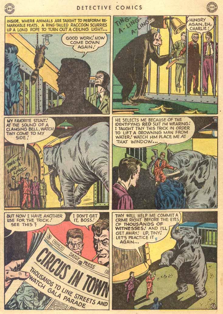 Detective Comics (1937) 148 Page 45